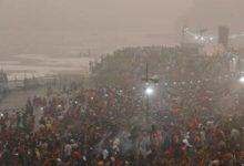 صورة سحابة خطرة تخنق العاصمة الهندية وتحولها لـ«غرفة غاز» (صور)