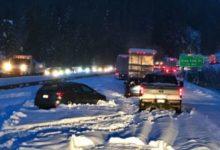 صورة الثلوج تضرب ولايات أمريكية وخدمة الأرصاد تحذر المسافرين