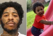 صورة أب بلا قلب.. استخدم ابنه الرضيع كـ«درع بشري» ليحميه من الرصاص في فيلادلفيا