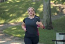 صورة بالفيديو.. «باك أون ماي فيت» منظمة تحارب التشرد بالجري في نيويورك