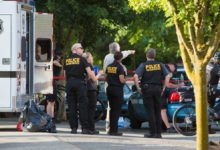 صورة مقتل شخصان في حادث إطلاق نار على كنيسة بتكساس