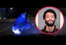 صورة بالفيديو.. ضابط أمريكي يقتل طالبا قطريا بعد معركة ساخنة وسط طريق عام بأريزونا