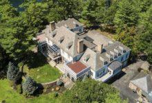 صورة بالصور.. عرض قصر على جزيرة خاصة بنيويورك للبيع مقابل 15 مليون دولار