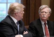 صورة جون بولتون: ترامب غير كفء لحكم الولايات المتحدة