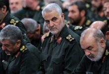 صورة اغتيال الجنرال الإيراني قاسم سليماني