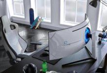 صورة سامسونغ تكشف عن أحدث منتجاتها.. شاشة منحنية للألعاب