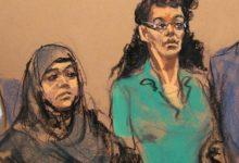 صورة الحكم على امرأة بالسجن 15 عاما بعد تخطيطها لهجوم إرهابي بنيويورك