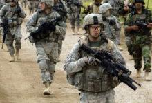 صورة هجوم مسلح على قوات أمريكية شرق أفغانستان