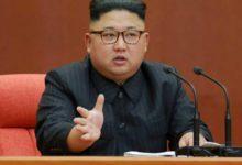 صورة زعيم كوريا الشمالية يأمر بإعدام مصابًا بالكورونا رميًا بالرصاص