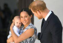 صورة انسحاب الأمير هارى وميجان رسميا من الحياة الملكية 31 مارس