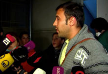 صورة ذعر فى مستشفى بجورجيا بعد خروج مصاب بكورونا لمقابلة الصحفيين (فيديو)