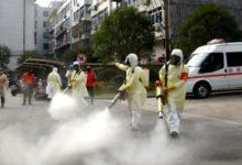 صورة ارتفاع وفيات فيروس كورونا في الصين إلى 719 و 34 ألف إصابة مؤكدة