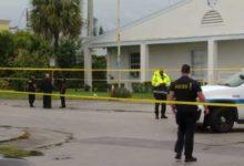 صورة قتلى وجرحى بإطلاق نار داخل كنيسة في فلوريدا