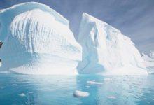 صورة كارثة.. القطب الجنوبي يسجل أكبر درجة حرارة وعدة دول ستكون غير موجودة على الخريطة