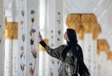 صورة صور وفيديو.. إيفانكا ترامب تشارك فى منتدى المرأة العالمى فى دبى وتزور جامع الشيخ زايد الكبير بالحجاب