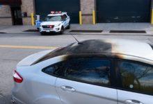 صورة بعد العثور عليه في سيارة محترقة.. الشرطة تؤكد تعرض الضحية لإطلاق نار
