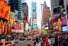 صورة دراسة: نيويورك ونيوجيرسي تواجهان أكبر انخفاض فى عدد السكان