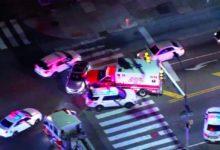 صورة فيديو وصور.. مطاردة عنيفة بين رجل سرق سيارة إسعاف والشرطة بفيلاديفيا