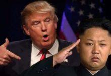 صورة ترامب يوجه رسالة إلى زعيم كوريا الشمالية بشأن «كورونا»