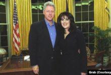 صورة بيل كلينتون يكشف الدافع وراء علاقته بمونيكا.. وهيلاري تعلق