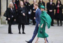 صورة ميجان ماركل تودع الحياة الملكية ببريطانيا على طريقة الأميرة ديانا وتحية فاترة من الأمير وليام لهارى (فيديو)