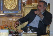 صورة وفاة السفير الايراني السابق في دمشق بعد إصابته بكورونا