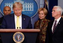 صورة ترامب يقترح إلغاء الضرائب على الرواتب هذا العام لتقليل أثار كورونا