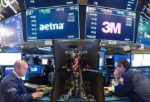 صورة كورونا يدفع بورصة نيويورك لأكبر هبوط ربع سنوي منذ عقود