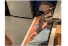 صورة «استيقظ في قبضة الشرطة».. لص يستسلم للنوم أثناء سرقته لمتجر
