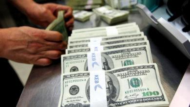 صورة الدولار يقفز مدفوعا بارتفاع معدلات التضخم في أمريكا