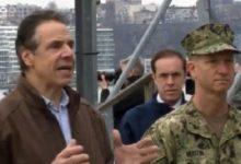 صورة حاكم نيويورك: سئمت من اللحاق بفيروس كورونا ويؤكد «نجح فى تجاوزنا من اليوم الأول» (فيديو)