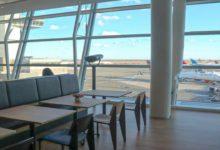 صورة بالصور.. مطار جون كينيدي بنيويورك خاليا من المسافرين بسبب كورونا