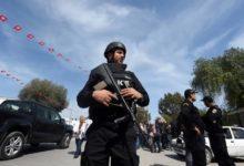 صورة تونس.. مقتل شخص وإصابة 5 على الأقل فى تفجير انتحارى قرب السفارة الأمريكية