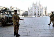 صورة ارتفاع عدد وفيات كورونا بإيطاليا إلى 2503 حالة وتسجيل 27980 إصابة