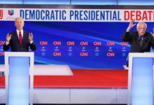 صورة الديمقراطيون يؤجلون مؤتمرهم الوطني لاختيار منافس ترامب