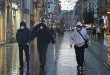 صورة تركيا تعلن حظر تجول لمن تقل أعمارهم عن 20 عاما