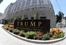 صورة أبناء ترامب يطلبون دعم الكونجرس لإنقاذ فندق الرئيس من الخسائر