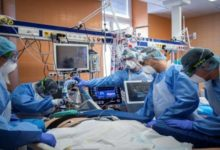 صورة إجراء أول عملية زرع رئة لمريض بفيروس كورونا في أمريكا