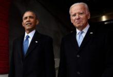 صورة أوباما يعلن دعمه لجو بايدن في سباق الرئاسة : الأجدر بقيادة أمريكا في أوقات الشدة