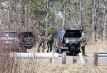 صورة رويترز: مقتل عدة أشخاص في إطلاق نار بكندا