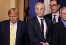 صورة البيت الأبيض يلغي الإحاطة اليومية لفريق عمل كورونا بعد فكرة ترامب بحقن المطهرات