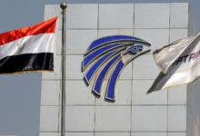 صورة السفارة الأمريكية في القاهرة توجه الشكر إلى «مصر للطيران»