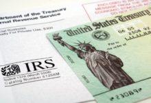 صورة الضرائب الأمريكية «IRS» تسرع إجراءاتها لإرسال شيكات الإعانات للمواطنين خلال أيام