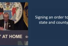 صورة نيوجيرسي تسجل أعلى حصيلة يومية بوفيات كورونا وحاكم الولاية يتخذ إجراءات إضافية