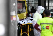 صورة وفيات كورونا فى أمريكا تتجاوز 48 ألف حالة و مايقرب من 850 ألف إصابة