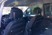 صورة تركيب ألواح شفافة لـ20 سيارة من سيارات الرئيس الفرنسى لمنع انتقال عدوى كورونا (صور)