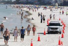 صورة فلوريدا تسجل أكثر من 6 آلاف حالة إصابة جديدة بفيروس كورونا