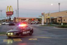 صورة إصابة 3 موظفين على الأقل فى إطلاق نار بمطعم ماكدونالدز بأوكلاهوما