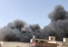 صورة بالفيديو..تحطم طائرة ركاب باكستانية على متنها أكثر من 100 راكب