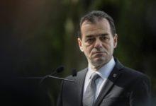 صورة تغريم رئيس وزراء رومانيا 700 دولار لظهوره دون كمامة